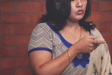 Storyteller Lavanya Prasad