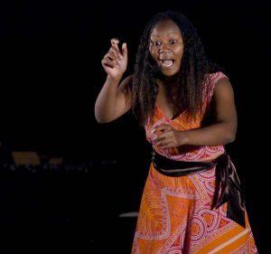 Storyteller Wangari Grace